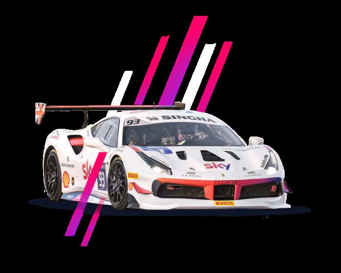 Ferrari 488 - Challenge