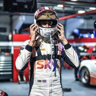 Christopher Froggatt: Meet Britain's latest rising GT star