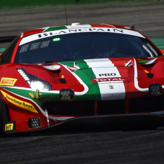Ferrari WEC Drivers Named in Expanded GT3 Endurance Lineup