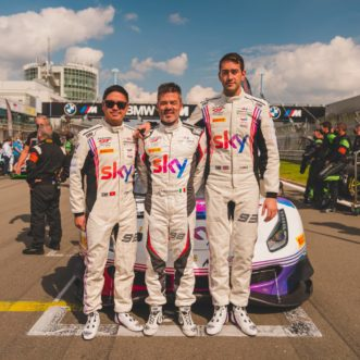 Pole and podium puts Endurance Cup title within striking distance