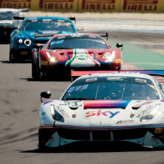 24 Cars Set for Sprint Cup Round Two at Magny-Cours