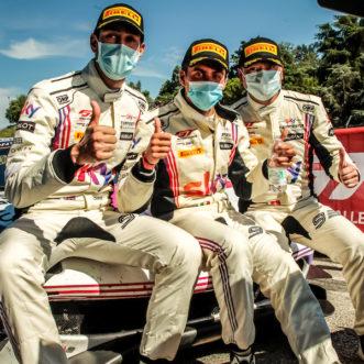 Pirelli Paddock Pass: Chris Froggatt