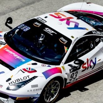 Sky Tempesta Racing's wait for GT World Challenge Sprint Cup goes on