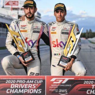 Sky Tempesta Racing win GT World Challenge Sprint Cup