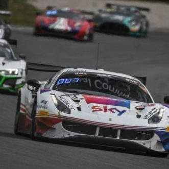 Sky Tempesta racing go for Sprint Cup title at GT World Challenge