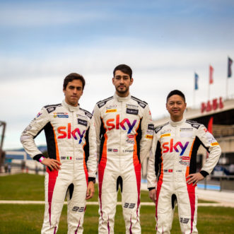 Sky Tempesta Racing: New challenges and big goals for the GT World Challenge Europe season