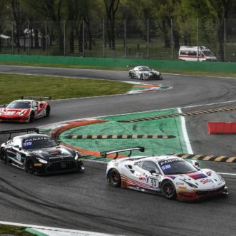 Demanding 2021 season start at the GTWCE Endurance Cup in Monza